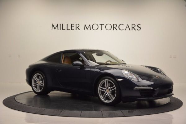 Used 2014 Porsche 911 Carrera for sale Sold at Maserati of Westport in Westport CT 06880 10