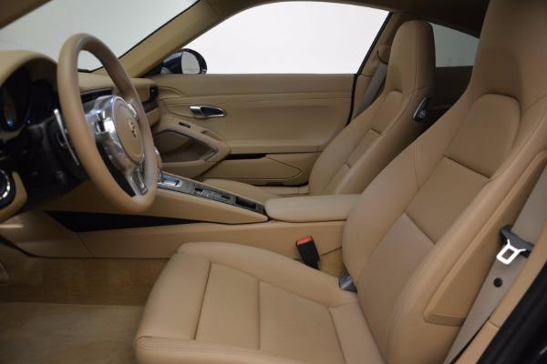 Used 2014 Porsche 911 Carrera for sale Sold at Maserati of Westport in Westport CT 06880 14