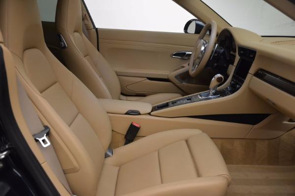 Used 2014 Porsche 911 Carrera for sale Sold at Maserati of Westport in Westport CT 06880 17