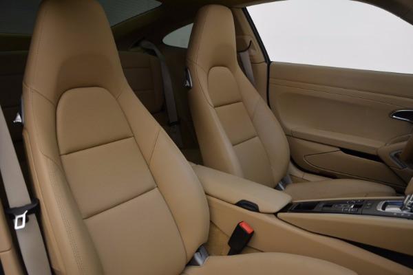 Used 2014 Porsche 911 Carrera for sale Sold at Maserati of Westport in Westport CT 06880 18