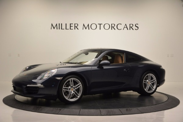 Used 2014 Porsche 911 Carrera for sale Sold at Maserati of Westport in Westport CT 06880 2