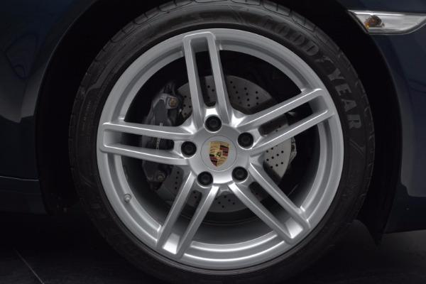 Used 2014 Porsche 911 Carrera for sale Sold at Maserati of Westport in Westport CT 06880 20