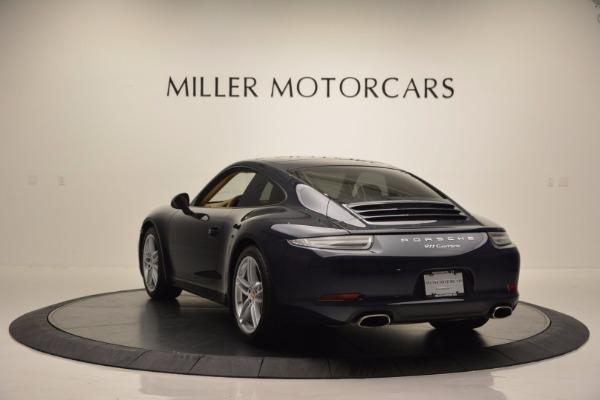 Used 2014 Porsche 911 Carrera for sale Sold at Maserati of Westport in Westport CT 06880 5