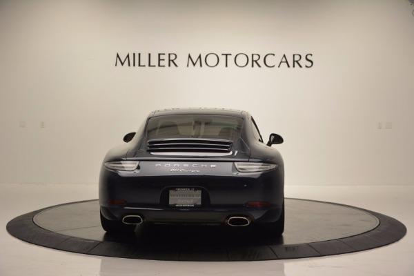 Used 2014 Porsche 911 Carrera for sale Sold at Maserati of Westport in Westport CT 06880 6