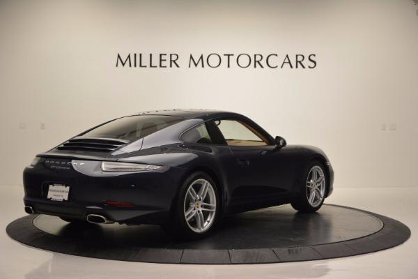Used 2014 Porsche 911 Carrera for sale Sold at Maserati of Westport in Westport CT 06880 7