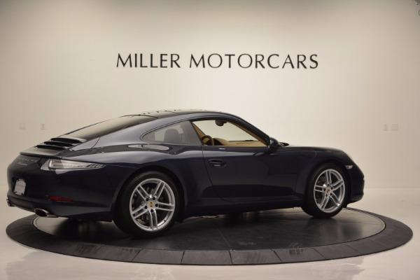 Used 2014 Porsche 911 Carrera for sale Sold at Maserati of Westport in Westport CT 06880 8