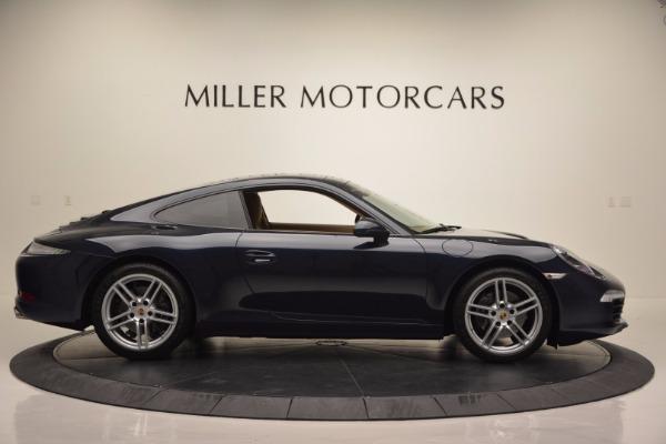 Used 2014 Porsche 911 Carrera for sale Sold at Maserati of Westport in Westport CT 06880 9