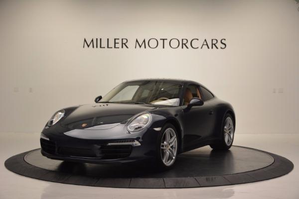 Used 2014 Porsche 911 Carrera for sale Sold at Maserati of Westport in Westport CT 06880 1