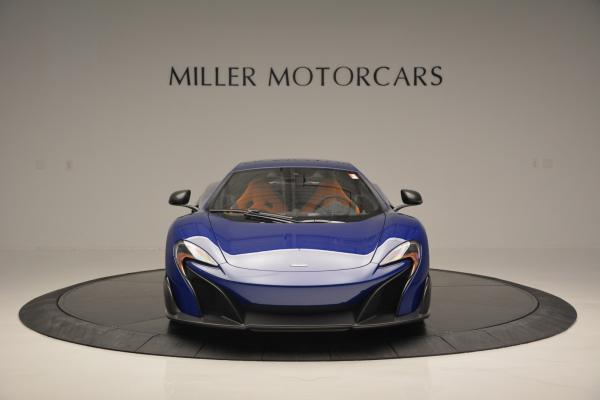 Used 2016 McLaren 675LT Coupe for sale Sold at Maserati of Westport in Westport CT 06880 12