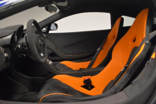 Used 2016 McLaren 675LT Coupe for sale Sold at Maserati of Westport in Westport CT 06880 15