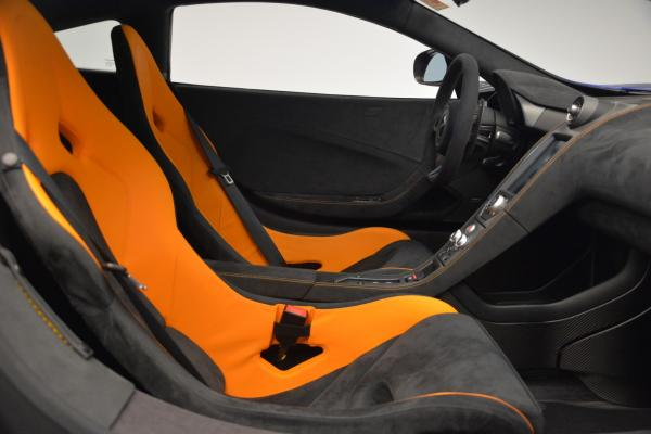 Used 2016 McLaren 675LT Coupe for sale Sold at Maserati of Westport in Westport CT 06880 18