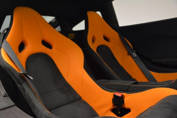 Used 2016 McLaren 675LT Coupe for sale Sold at Maserati of Westport in Westport CT 06880 19