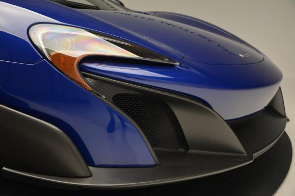 Used 2016 McLaren 675LT Coupe for sale Sold at Maserati of Westport in Westport CT 06880 21