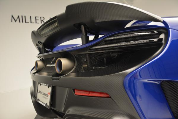 Used 2016 McLaren 675LT Coupe for sale Sold at Maserati of Westport in Westport CT 06880 25