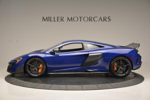 Used 2016 McLaren 675LT Coupe for sale Sold at Maserati of Westport in Westport CT 06880 3