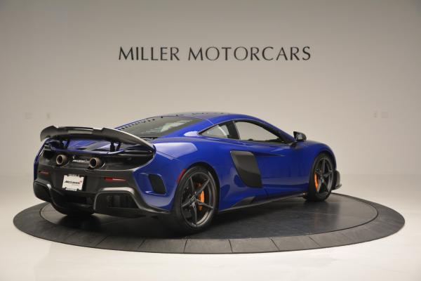Used 2016 McLaren 675LT Coupe for sale Sold at Maserati of Westport in Westport CT 06880 7