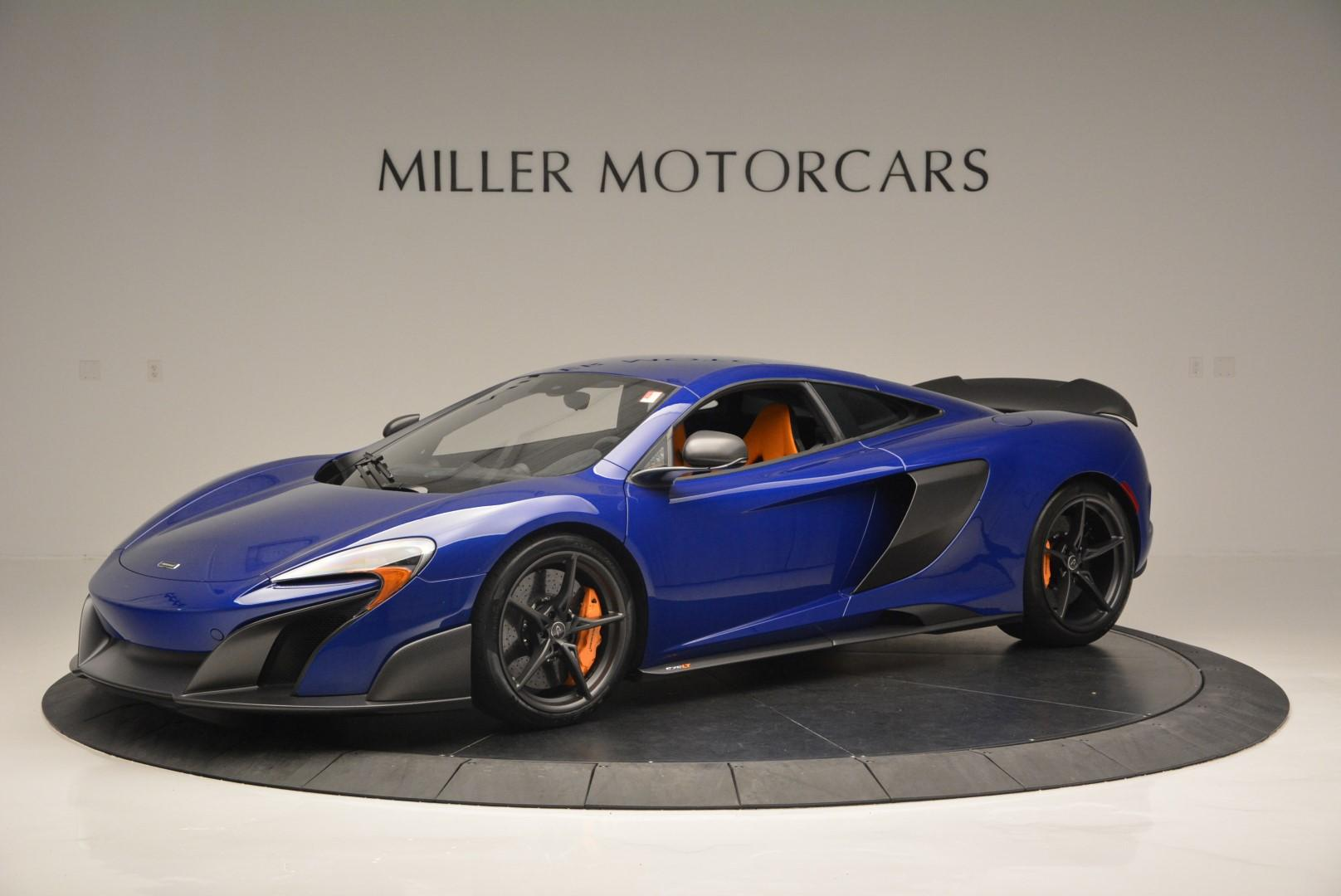 Used 2016 McLaren 675LT Coupe for sale Sold at Maserati of Westport in Westport CT 06880 1