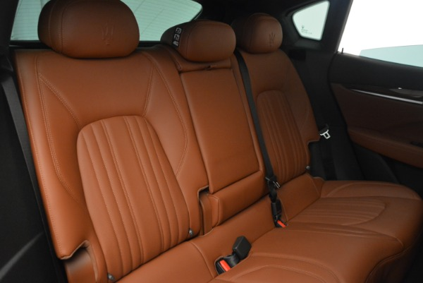 New 2017 Maserati Levante S for sale Sold at Maserati of Westport in Westport CT 06880 24