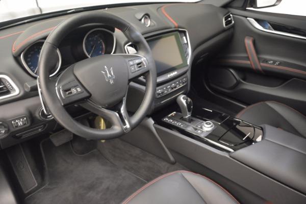 New 2017 Maserati Ghibli for sale Sold at Maserati of Westport in Westport CT 06880 13