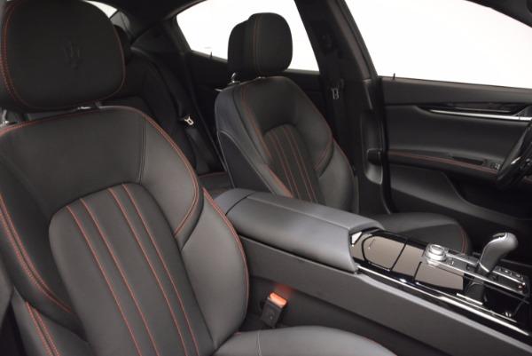 New 2017 Maserati Ghibli for sale Sold at Maserati of Westport in Westport CT 06880 21