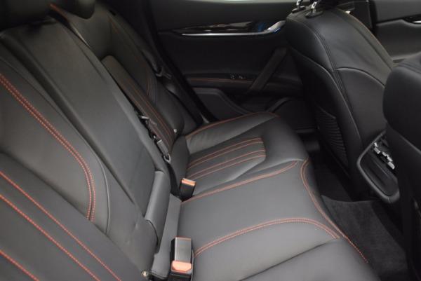New 2017 Maserati Ghibli for sale Sold at Maserati of Westport in Westport CT 06880 23