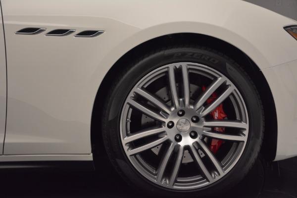 New 2017 Maserati Ghibli for sale Sold at Maserati of Westport in Westport CT 06880 25