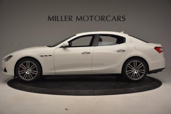 New 2017 Maserati Ghibli for sale Sold at Maserati of Westport in Westport CT 06880 3