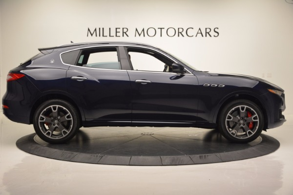 Used 2017 Maserati Levante S for sale Sold at Maserati of Westport in Westport CT 06880 10