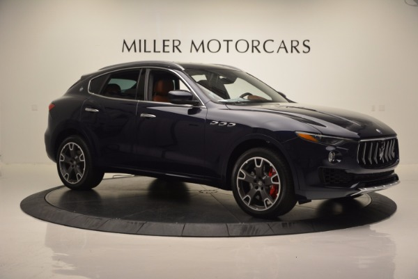 Used 2017 Maserati Levante S for sale Sold at Maserati of Westport in Westport CT 06880 11