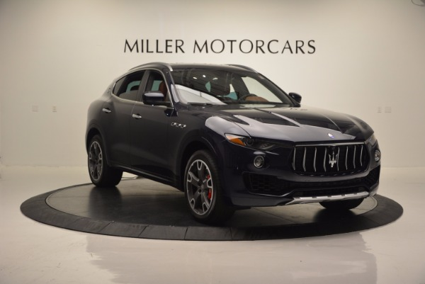 Used 2017 Maserati Levante S for sale Sold at Maserati of Westport in Westport CT 06880 12