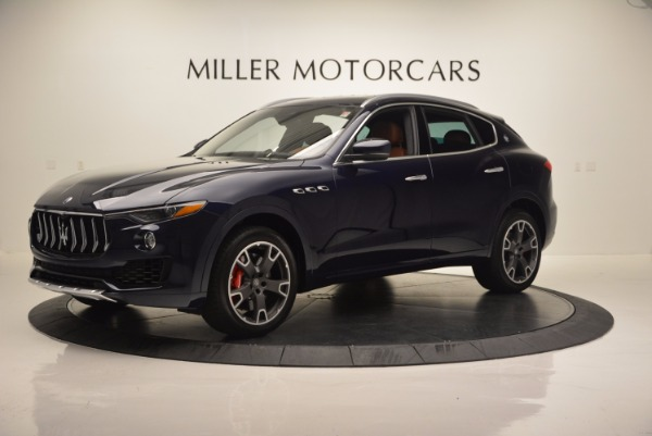 Used 2017 Maserati Levante S for sale Sold at Maserati of Westport in Westport CT 06880 2