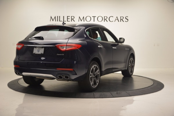 Used 2017 Maserati Levante S for sale Sold at Maserati of Westport in Westport CT 06880 8