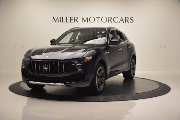 Used 2017 Maserati Levante S for sale Sold at Maserati of Westport in Westport CT 06880 1