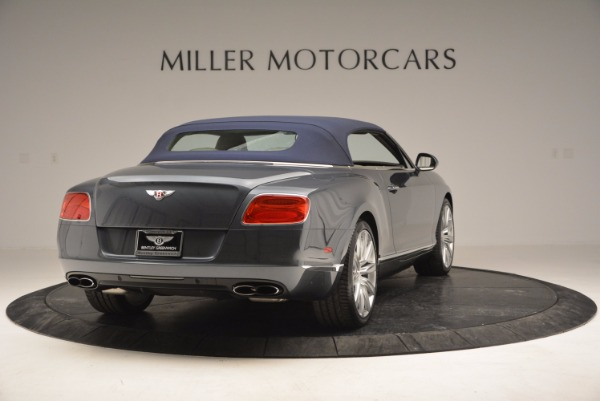 Used 2014 Bentley Continental GT V8 for sale Sold at Maserati of Westport in Westport CT 06880 19