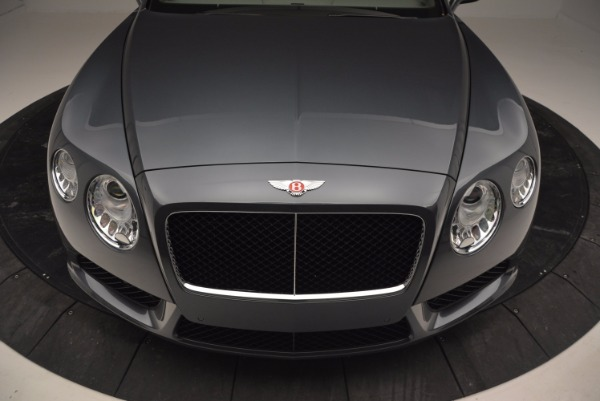 Used 2014 Bentley Continental GT V8 for sale Sold at Maserati of Westport in Westport CT 06880 25