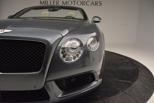 Used 2014 Bentley Continental GT V8 for sale Sold at Maserati of Westport in Westport CT 06880 27