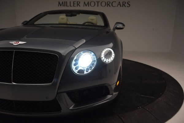 Used 2014 Bentley Continental GT V8 for sale Sold at Maserati of Westport in Westport CT 06880 28