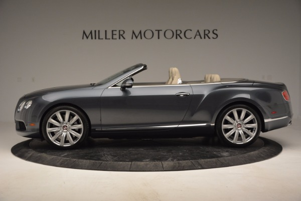 Used 2014 Bentley Continental GT V8 for sale Sold at Maserati of Westport in Westport CT 06880 3