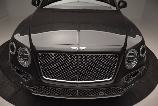 New 2017 Bentley Bentayga for sale Sold at Maserati of Westport in Westport CT 06880 13