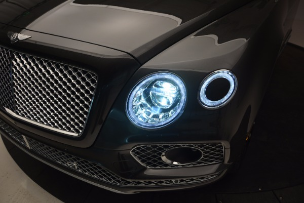 New 2017 Bentley Bentayga for sale Sold at Maserati of Westport in Westport CT 06880 17