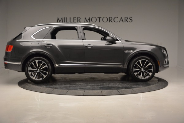 New 2017 Bentley Bentayga for sale Sold at Maserati of Westport in Westport CT 06880 9