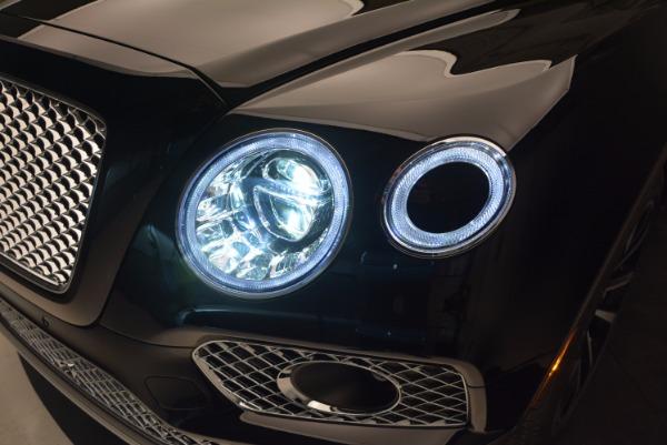New 2017 Bentley Bentayga for sale Sold at Maserati of Westport in Westport CT 06880 17