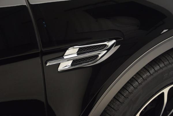 New 2017 Bentley Bentayga for sale Sold at Maserati of Westport in Westport CT 06880 21