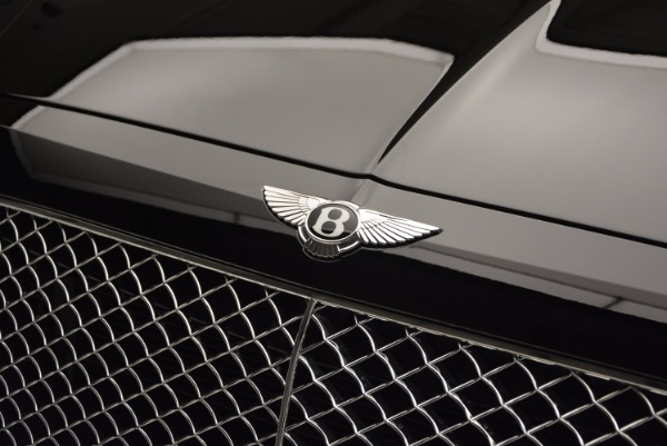 Used 2017 Bentley Bentayga for sale Sold at Maserati of Westport in Westport CT 06880 14