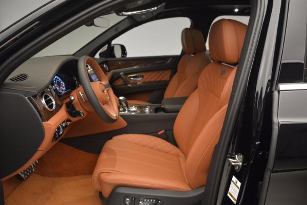 Used 2017 Bentley Bentayga for sale Sold at Maserati of Westport in Westport CT 06880 24