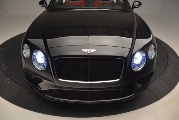 New 2017 Bentley Continental GT V8 S for sale Sold at Maserati of Westport in Westport CT 06880 28