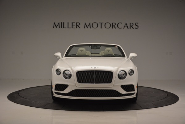 New 2017 Bentley Continental GT Speed Convertible for sale Sold at Maserati of Westport in Westport CT 06880 12