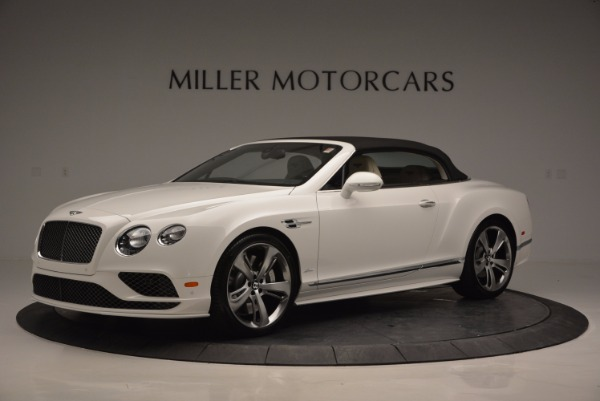 New 2017 Bentley Continental GT Speed Convertible for sale Sold at Maserati of Westport in Westport CT 06880 14