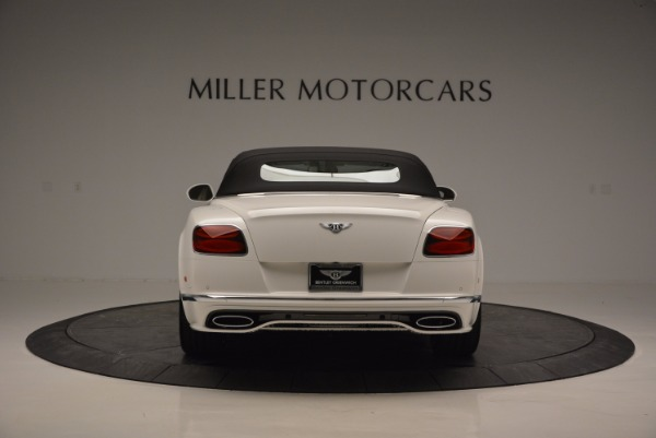 New 2017 Bentley Continental GT Speed Convertible for sale Sold at Maserati of Westport in Westport CT 06880 18