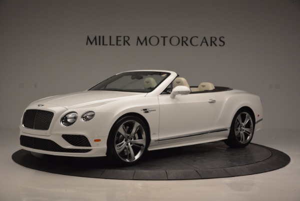 New 2017 Bentley Continental GT Speed Convertible for sale Sold at Maserati of Westport in Westport CT 06880 2